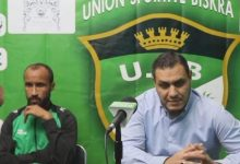 صورة اتحاد بسكرة| بن عيسى يلتقي اللاعبين و يوضح بعض النقاط