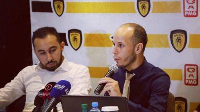 صورة مروان بن قويدر أصغر رئيس نادي خاص في الجزائر