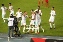صورة مولودية الجزائر | اللاعبون يقاطعون التدريبات.