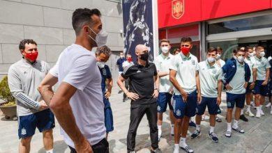صورة كأس أمم أوروبا/ بوسكيت يعود إلى المنتخب الإسباني بعد تعافيه من الكورونا.