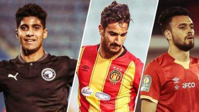 صورة الكاف ترشح لاعب جزائري لجائزة أفضل لاعب محلي شاب في القارة .