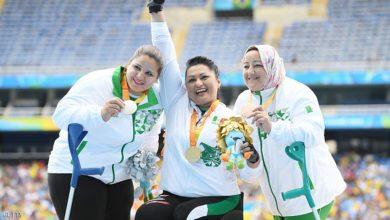 صورة البعثة الجزائرية تشارك في 5 منافسات في الألعاب البارالمبية.