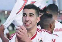 صورة المحترف الأول   لاعب أولمبي الشلف يراوغ المولودية و يوقع في اتحاد العاصمة .