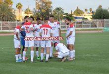صورة المحترف الاول | جمعية الشلف في مباراة صعبة ضد الاكادمية.